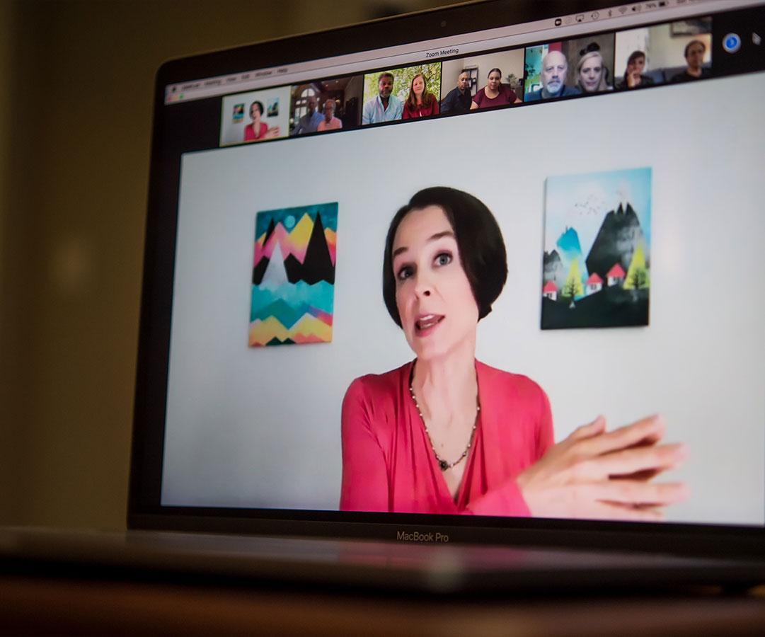 Amy Scott teaches couples a better way to budget Header Amy Scott Events